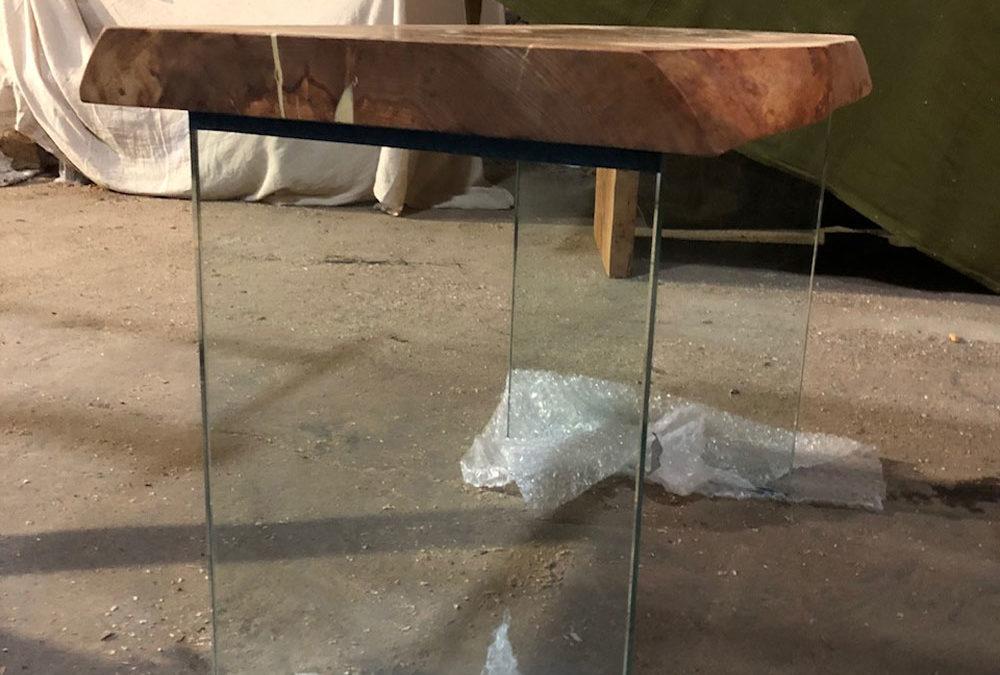 Custom Made Ash Table
