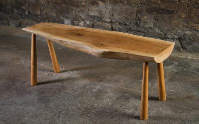 Origins Furniture – Large Solid Oak Bench