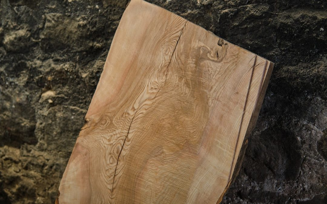 Solid Wood Desktops and Shelving